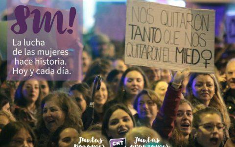 Comunicado 8M/2018