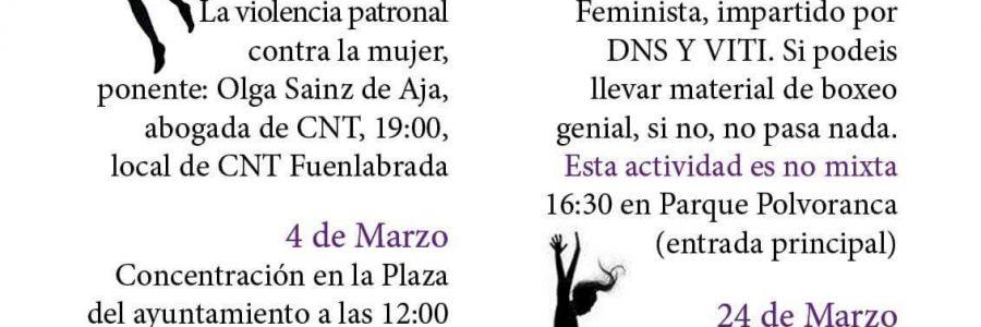 FUENLABRADA – MARZO