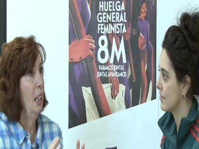 Ana Sigüenza. Sindicalismo con mirada de género